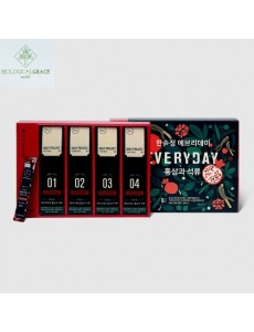 Extracto Red  Ginseng (Insam) Coreano & Pomegranate