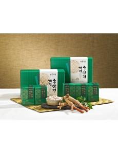 Comprimidos 100 % de Ginseng (Insam) Vermelho Coreano Embalagem com 1 Frasco 75 gr contem 250 comprimidos - Produto Temporariamente Esgotado